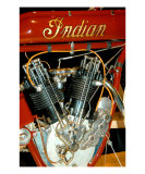 1912 Indian 8 Valve Board Track Runner