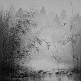 Bamboo River I