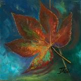 Blue Leaf II