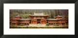 Temple in the Forest  Byodo-In Temple  Valley of the Temples  Oahu  Hawaii  USA