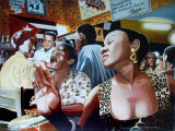 Salsa in Cuba Cafe