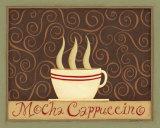 Mocha Cappucino I