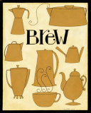 Brew Pots in Yellow