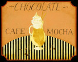 Cafe Mocha in Caramel
