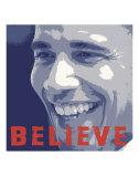 Barack Obama:  Believe