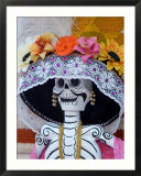 Skeleton on Day of the Dead Festival  San Miguel De Allende  Mexico