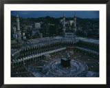 View of the Kaaba  Islams holiest shrine