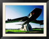 B-52 Monument  Air Force Academy  Colorado Springs  USA