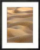 Abstract of Sand Dunes at Sunset  Thar Desert  Jaisalmer  Rajasthan  India