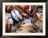 Market Fish  Rethymno  Crete  Greece