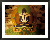 Thanka Painting  Tibet