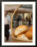 Bread For Sale at Market  Bellinzona  Switzerland