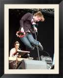Kaiser Chiefs on NME Stage T in the Park Concert  July 2005
