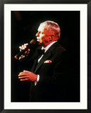 Frank Sinatra on Stage the Royal Albert Hall London Singing