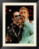 Annie Lennox & David Bowie Singing at Freddy Mercury's Wembley Aids Concert