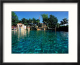 Venetian Pool  Coral Gables  Miami  FL