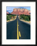 Road Into Sedona  Sedona  USA