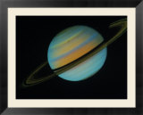 Saturn  sixth planet from the sun