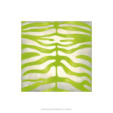 Vibrant Zebra III