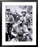 Fidel Castro, Black and White Photography Posters and Prints at Art.