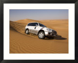4X4 Dune-Bashing  Dubai  United Arab Emirates  Middle East