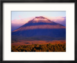 Mt Ngauruhoe  Tongariro National Park  New Zealand