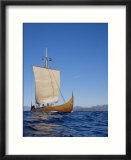 Gaia  Replica Viking Ship  Norway  Scandinavia