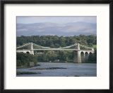 Menai Bridge  Wales  United Kingdom