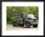Volvo N10 Truck of the Belgian Army