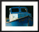 Old Fishing Boat  Ninilchik  Kenai Peninsula  Alaska  USA