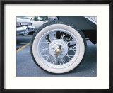 Antique Car Wheel