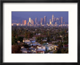 Skyline  Los Angeles  CA