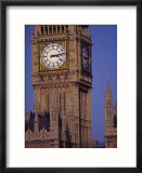 Big Ben Clock Tower  London  England