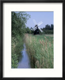 Wickham Fen Wind Pump  Cambridgeshire  England