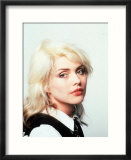 Debbie Harry Lead Singer of Blondie  August 1978