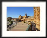 Plaza de Espana  Seville  Spain