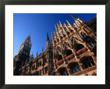 City Hall  Munich  Bavaria  Germany