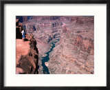 Toroweap Overlook  Remote North West Grand Canyon  Grand Canyon National Park  Arizona