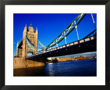 Tower Bridge  London  Greater London  England