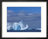 Icebergs  Weddell Sea  Antarctic Peninsula  Antarctica  Polar Regions