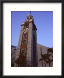 The Clock Tower  Tsim Sha Tsui  Kowloon  Hong Kong  China  Asia