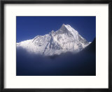 Fishtail Mountain  Annapurna Range  Nepal
