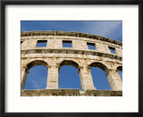 Roman Amphitheater  Istria  Croatia