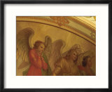 Religious Painting of Angels