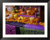 Mexican Decorations for Day of the Dead Celebrations
