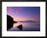 Doe Bay Dawn  Orcas Island  Washington  USA
