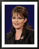 Sarah Palin  Vice Presidential Debate 2008  Oxford  MS