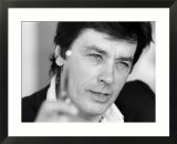 French Actor Alain Delon  May 1983