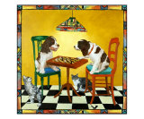 Springer Spaniels Chess Game