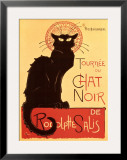 Tournée du Chat Noir  c1896